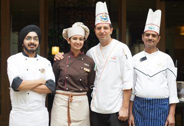 ITC Gardenia presents 'Super Chef Sundays'