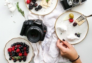 Let's Talk About Flat Lay Photography