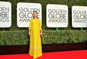 Golden Globe 2017 Best-Dressed Celebrities