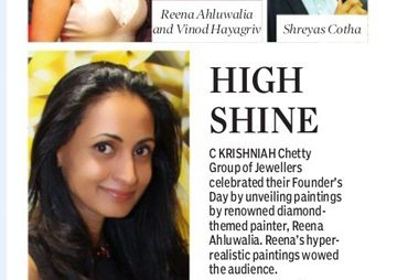 Painting Diamonds with Soul