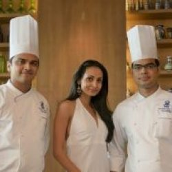 Sunday Brunch at The Market, Ritz-Carlton Bangalore