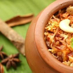 A Biryani Affair at the Hyatt Bangalore