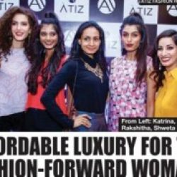 Àtiz Fashion House: Launching The Brand