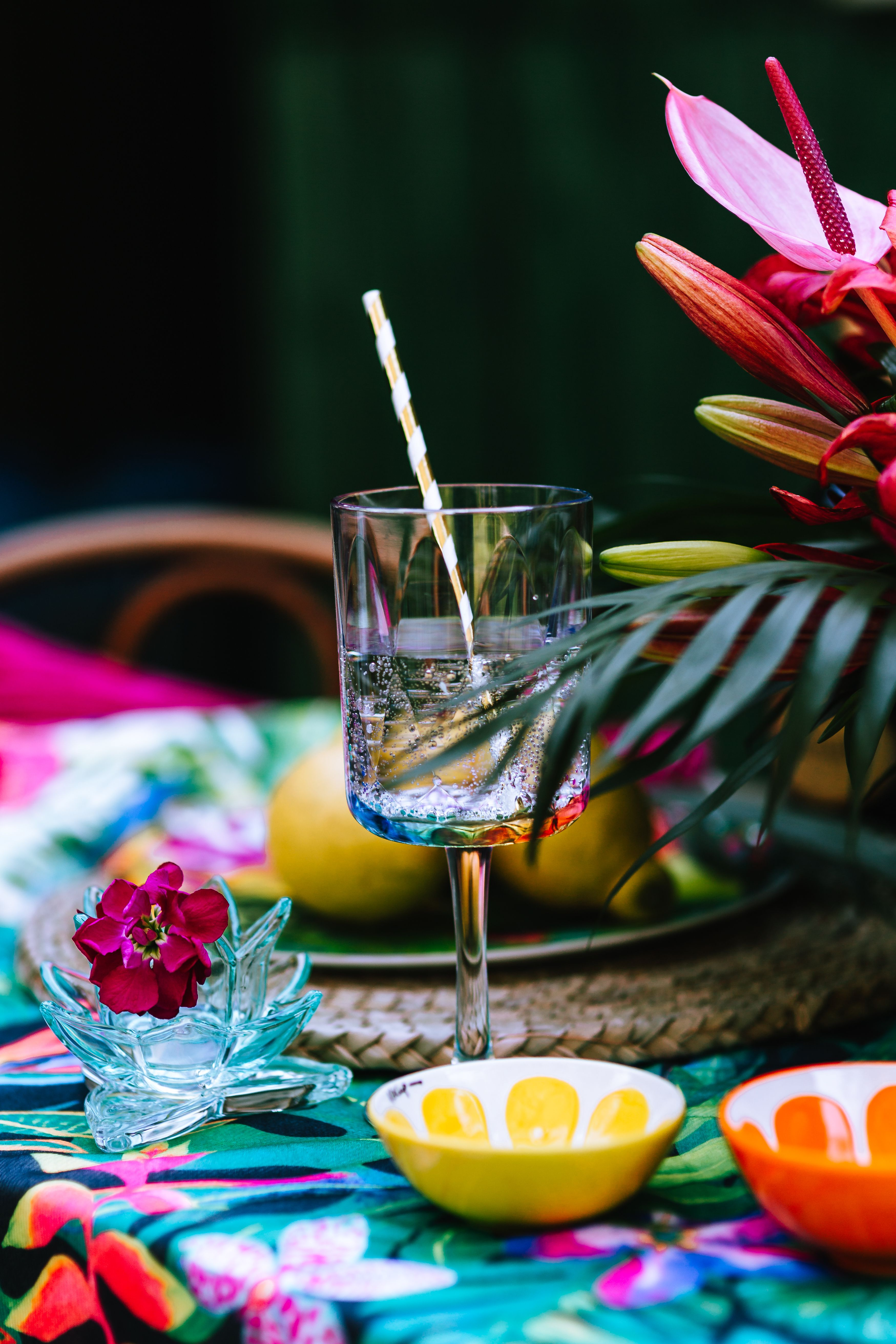 How to organize the perfect garden party