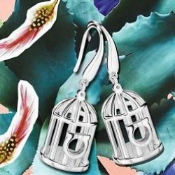 Take to the skies in the delicious new line of jewelry from Ferragamo by Daniela Villegas